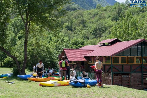 "Hotelbilder: Rafting Center ""TARA-RAFT"", Bastasi"