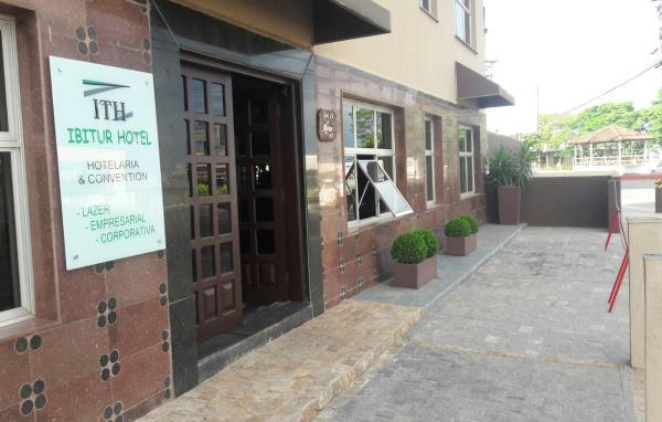 Hotel Pictures: Hotel Ibitur, Ibiúna