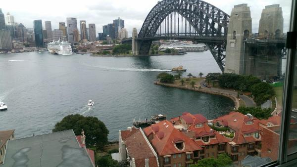 ホテル写真: Harbour View Apartment Kirribilli, シドニー