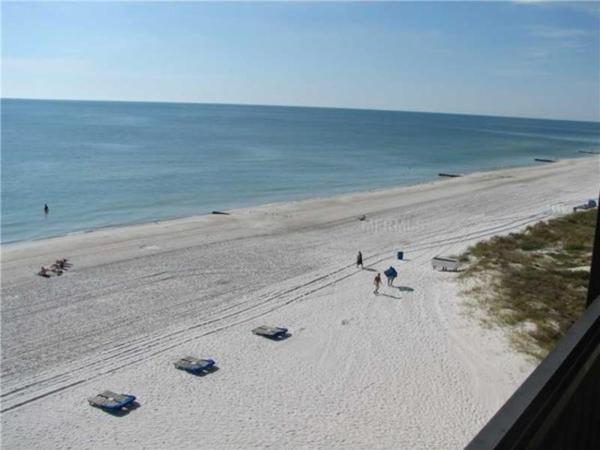Fotografie hotelů: Beachfront Condo, St Pete Beach