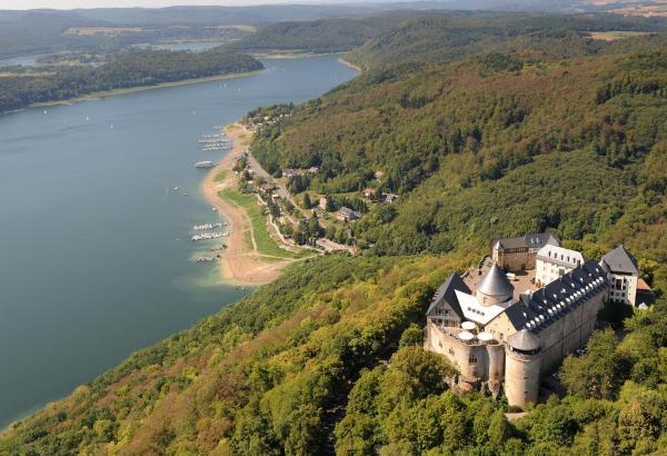 Hotelbilleder: Hotel Schloss Waldeck, Waldeck