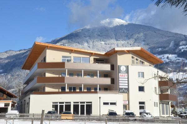 Fotografie hotelů: Aparthotel AlpTirol, Kaltenbach