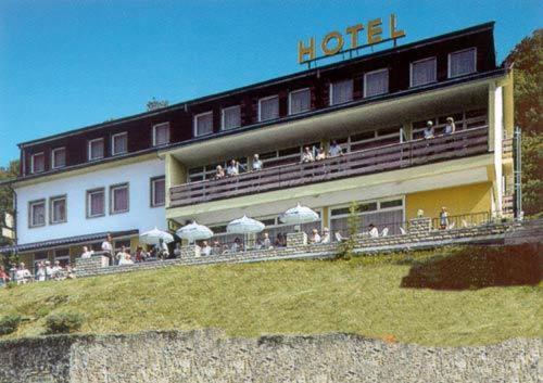 Hotel Pictures: Hotel Haus Wallstein, Wallendorf