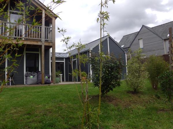 Hotel Pictures: Maison Bambou, Saint-Lunaire