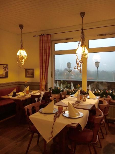Hotel Pictures: Landgasthof Waabs Mühle, Waabs