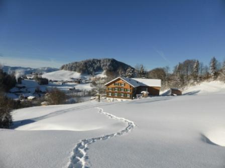 ホテル写真: Ferienhof Dürlinde, Hittisau