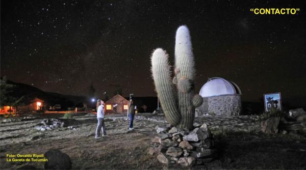 Φωτογραφίες: Observatorio Ampimpa, Amaichá del Valle