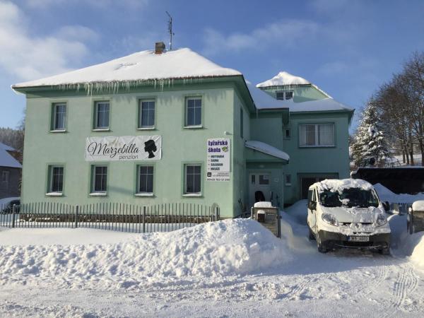 Hotel Pictures: Guest House Marzebilla Pernink, Pernink