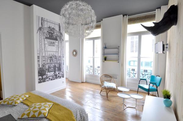 ホテル写真: Royale Apart'Hôtel, リール