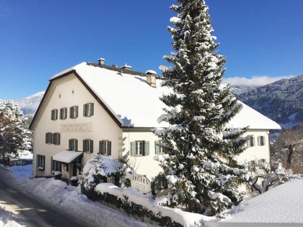 Hotel Pictures: Herrenhaus Greier, Telfes im Stubai