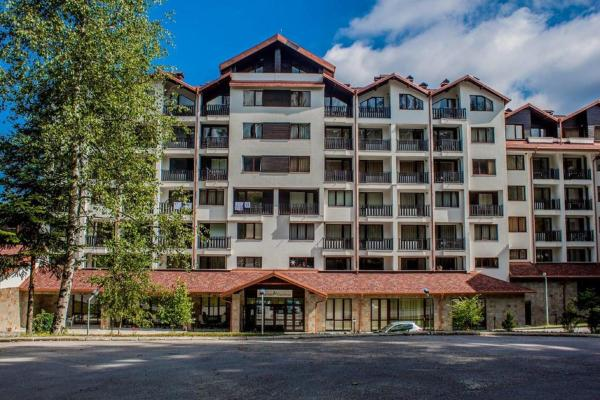 酒店图片: Apartment C3 in Borovets Gardens, 波罗维茨
