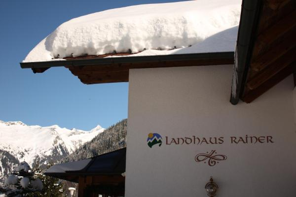 Zdjęcia hotelu: Landhaus Rainer, Mallnitz