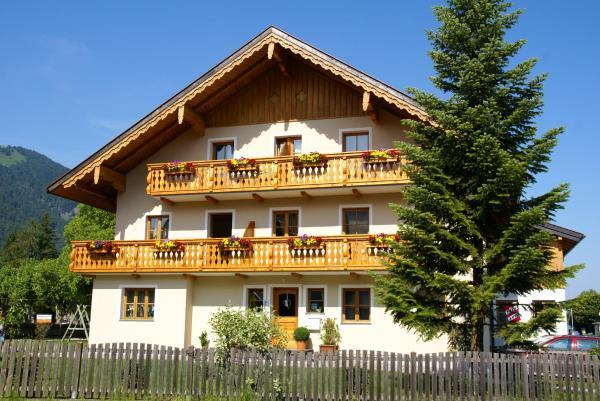 Hotelbilleder: Pension Tannhof, Fuschl am See
