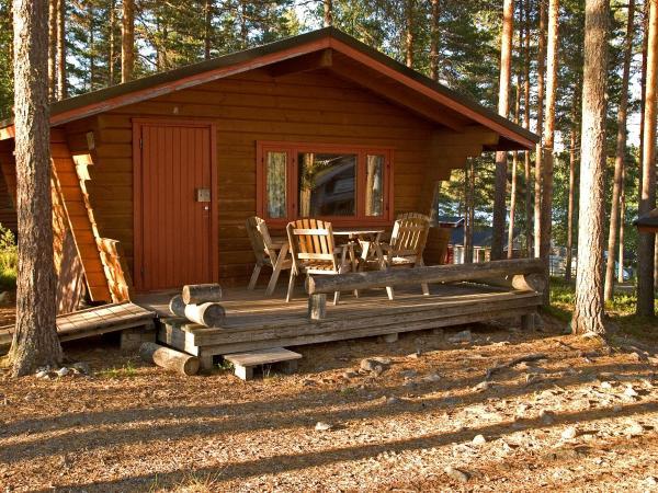 Hotel Pictures: Kangasjärven Leirintäalue, Isojoki