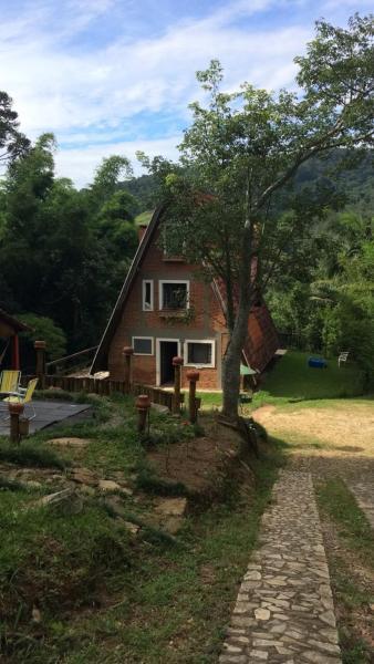 Hotel Pictures: Recanto Alegre - Hospedagem e Camping, Monte Alegre do Sul
