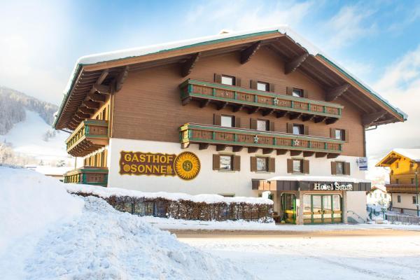 Zdjęcia hotelu: Hotel Sonne, Wagrain