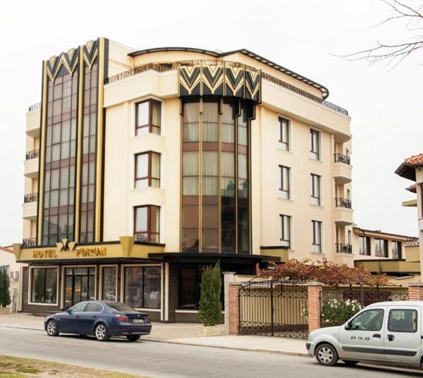 Zdjęcia hotelu: Hotel Forum, Pazardżik