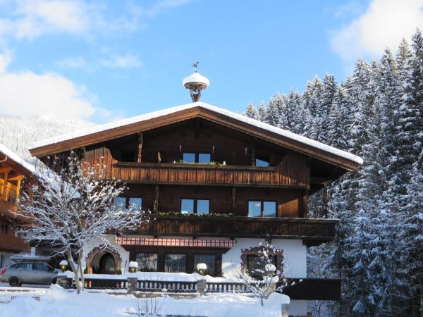 Foto Hotel: Pension Mühlbachhof, Alpbach