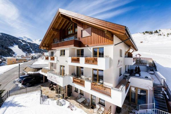 Hotel Pictures: Alpin Apart Bacher, Serfaus