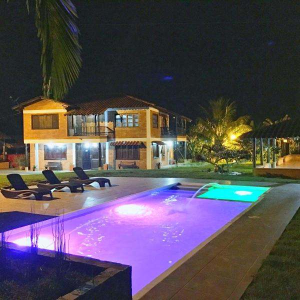 Hotel Pictures: Tierra Labrantia Finca Campestre, Quimbaya