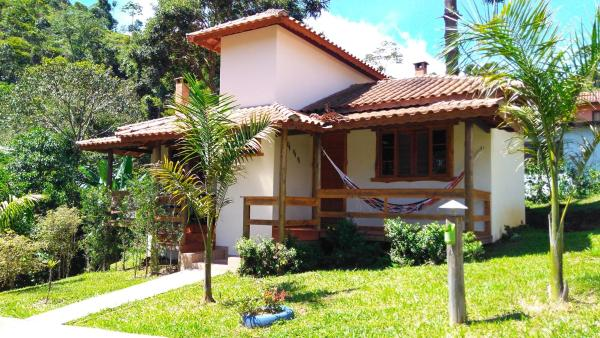 Hotel Pictures: Chalés do Pardal, Visconde De Maua