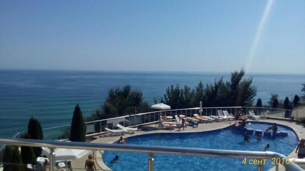 Foto Hotel: Silver Beach Apartments, Byala