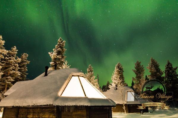 Hotel Pictures: Aurora Village Ivalo, Ivalo
