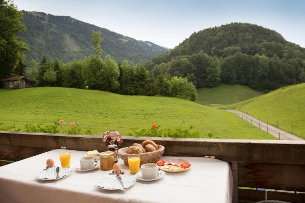 Hotelbilder: Ferienwohnung Brenner, Bezau