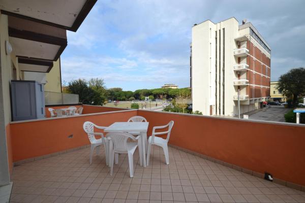 ホテル写真: Appartamento Mara Trilocale, Rosolina Mare