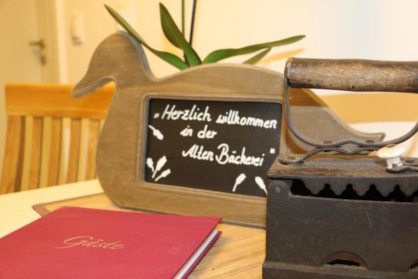 Hotelbilleder: Gästehaus Alte Bäckerei, Dachwig