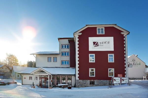 ホテル写真: Pension Zuser, Mitterbach