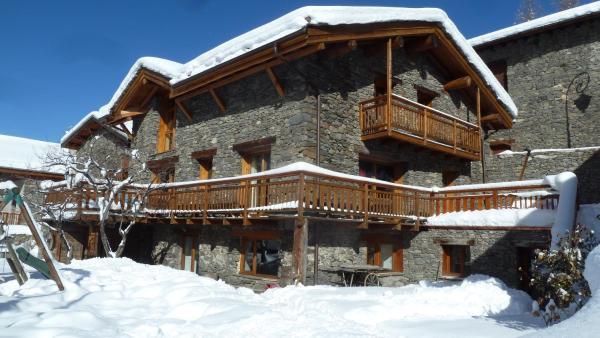 Hotel Pictures: Mon petit Chalet, Valmeinier