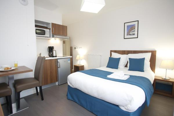Hotel Pictures: Residence Odalys Metz Manufacture, Metz