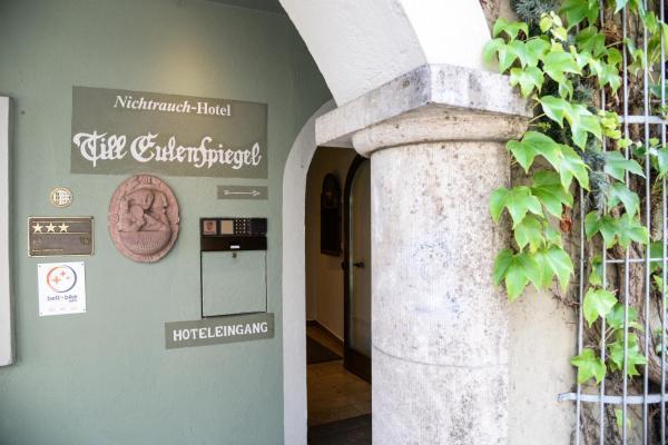 Hotel Pictures: Hotel Till Eulenspiegel - Nichtrauchhotel -, Würzburg