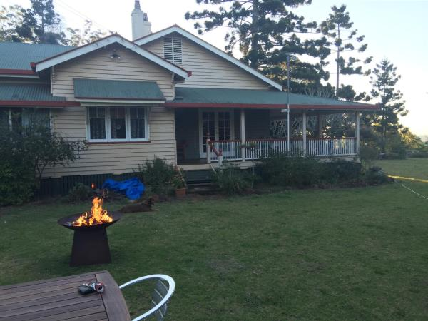 Hotellikuvia: Pechey Homestead, Crows Nest