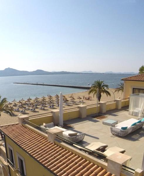 Hotel Pictures: Aparthotel Galeón Suites, Port de Pollensa