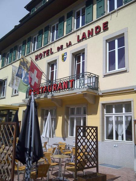 Hotel Pictures: Hotel de la Lande, Le Brassus