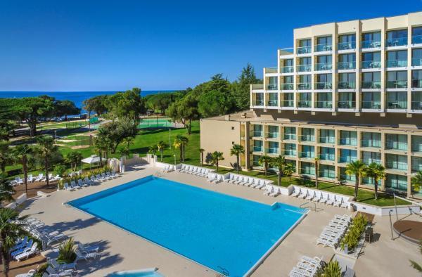 Zdjęcia hotelu: Hotel Laguna Materada, Poreč