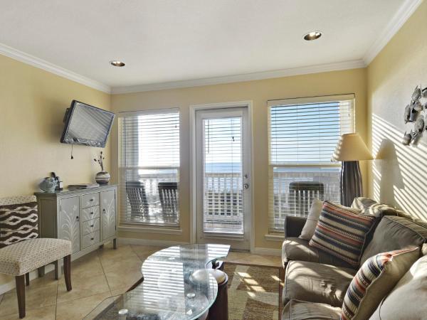 酒店图片: Beachfront Beauty-Seascape 1108, 加尔维斯敦