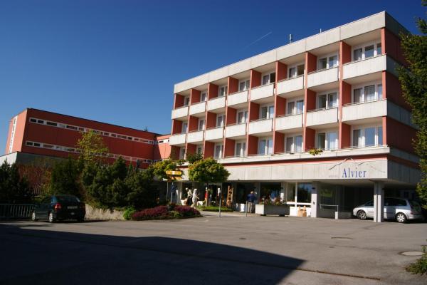 Hotel Pictures: Alvier Seminar- und Ferienhotel, Oberschan