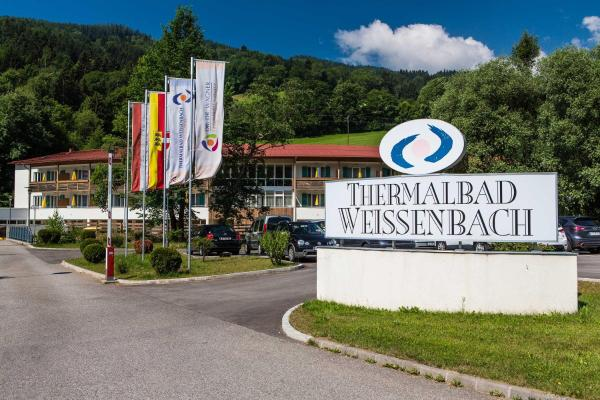 Hotel Pictures: Hotel Thermalbad Weissenbach, Wolfsberg
