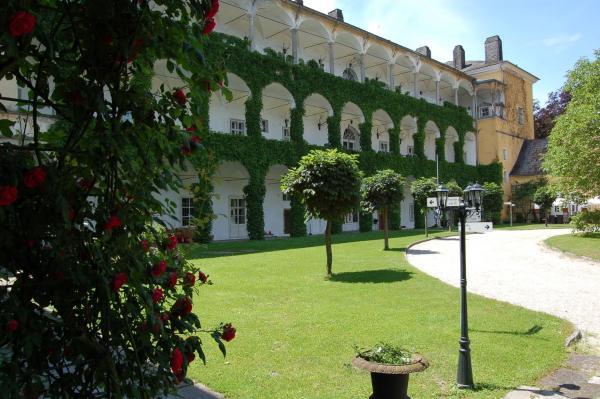 Zdjęcia hotelu: Gästehaus Schloss Aschach, Aschach an der Donau