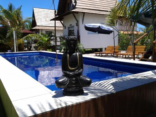 Hotel Pictures: Pousada Thai Bungalows, Barra Grande
