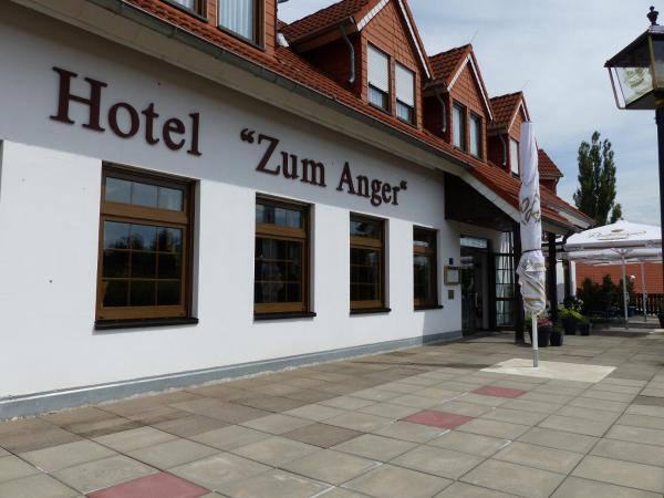 Hotel Pictures: Hotel Zum Anger, Neukirchen-Pleiße