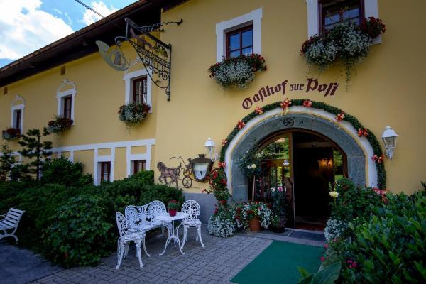 Fotos del hotel: Ferienhotel Gasthof zur Post, Untertauern