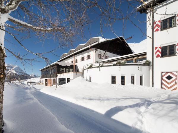 酒店图片: Hotel Jagdschloss Innsbruck Kühtai, 库哈台