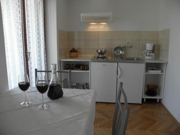 Zdjęcia hotelu: Apartments Blanche, Zadar