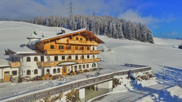 Фотографии отеля: Alpenkönig, Цель ам Циллер