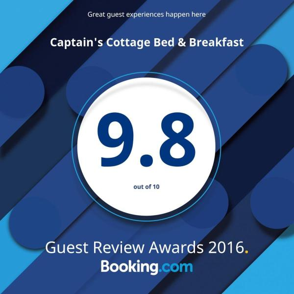Φωτογραφίες: Captain's Cottage Bed & Breakfast, Moama