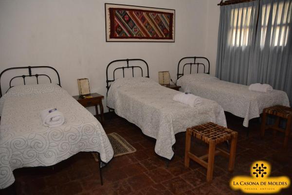 ホテル写真: La Casona de Moldes, Cabra Corral